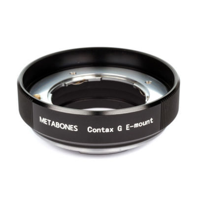 Metabones Contax G - Sony E-Mount Adapter