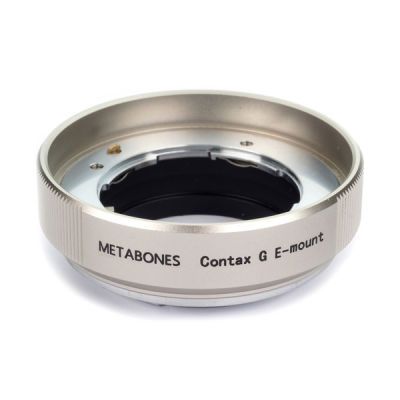 Metabones Contax G - Sony E-Mount Adapter Gold
