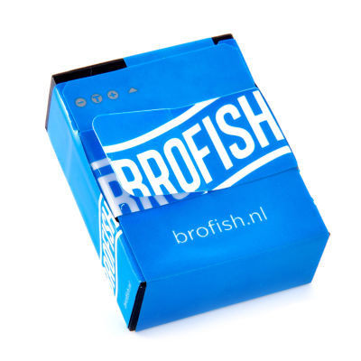 Brofish Battery voor GoPro Hero 3+