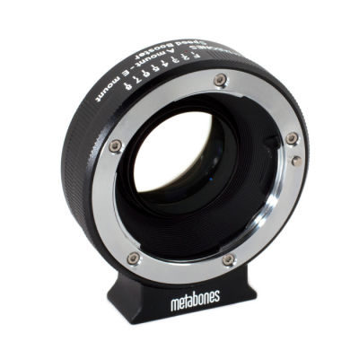 Metabones Sony Alpha - Sony E-Mount Speed Booster