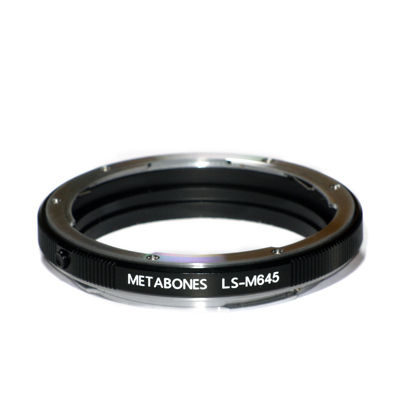 Metabones Mamiya 645 - Leica S Adapter