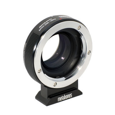 Metabones Rollei QBM - Micro 4/3 Speed Booster