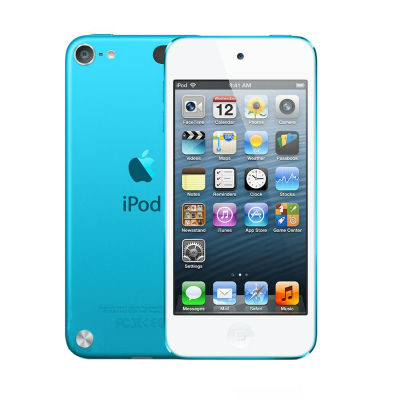 Apple iPod Touch 64GB Blue (5G) (MD718NF/A)