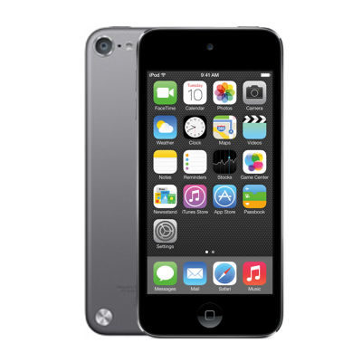 Apple iPod Touch 64GB Space Grey (5G) (ME979NF/A)