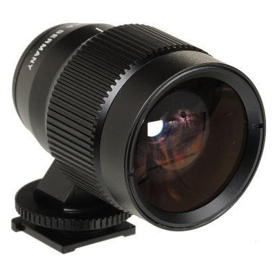 Leica M Vari zoeker voor 21/24/28 MM Zwart