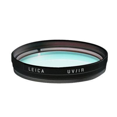 Leica UV/IR Filter E46 Zwart