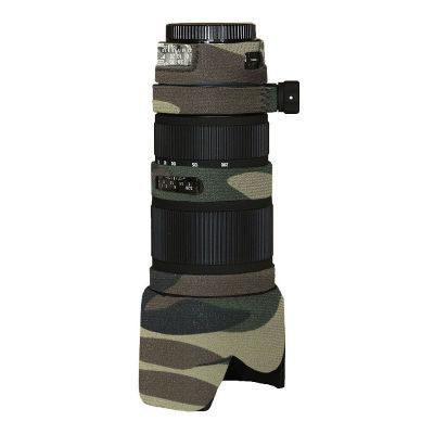 LensCoat voor Sigma 70-200 2.8 EX DG Legergroen
