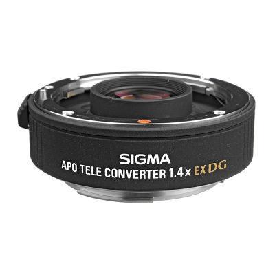 Sigma 1.4 EX DG APO extender Canon