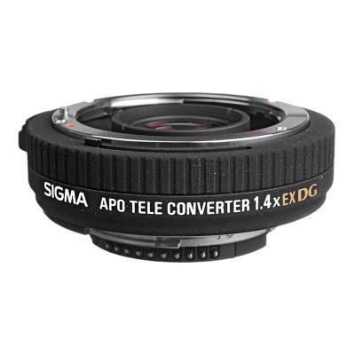 Sigma 1.4 EX DG APO extender Nikon