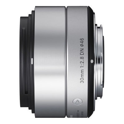 Sigma 30mm f/2.8 ART Micro 4/3 objectief Zilver