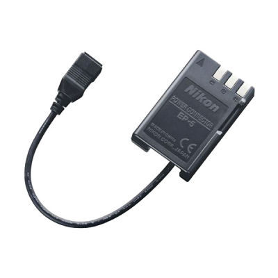 Nikon AC-adapter Connector EP-5