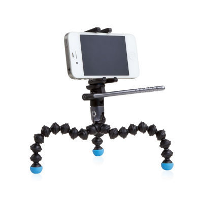 Joby GorillaPod GripTight Video Black/Blue