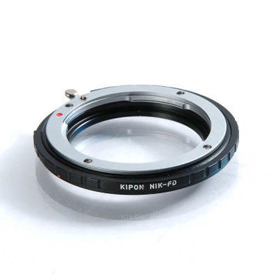 Kipon Lens Mount Adapter (Nikon naar Canon FD)