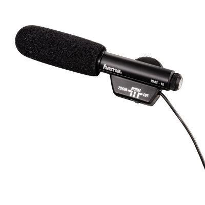 Hama RMZ-16 Zoom Richtmicrofoon