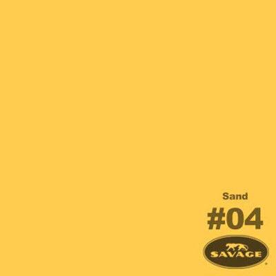 Savage Achtergrondrol Sand (nr 4) 2.75m x 11m