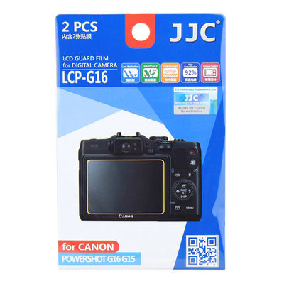 JJC LCP-G1XM2 Screenprotector