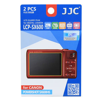 JJC LCP-SX600 Screenprotector