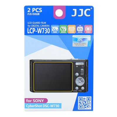 JJC LCP-W730 Screenprotector