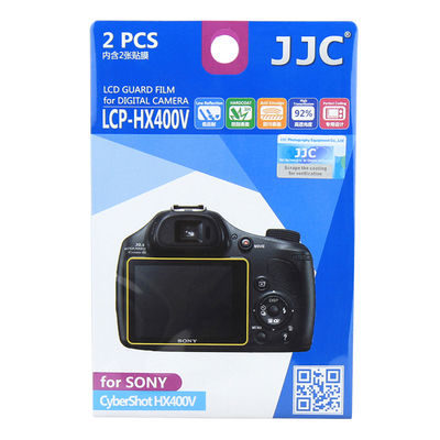 JJC LCP-HX400V Screenprotector