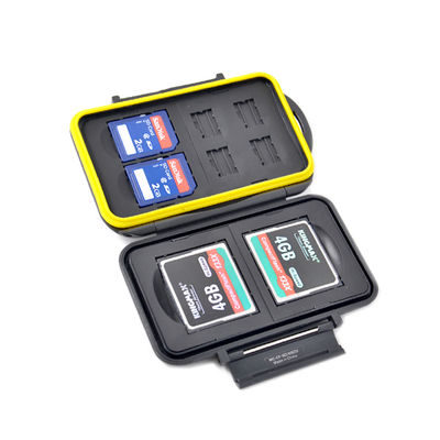JJC MC-CF/SD/MSD8 Multi-Card Case