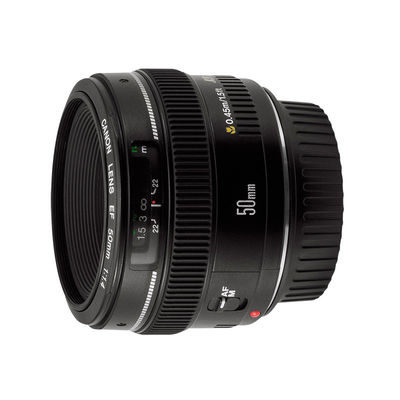 Canon EF 50mm f/1.4 USM objectief - Occasion