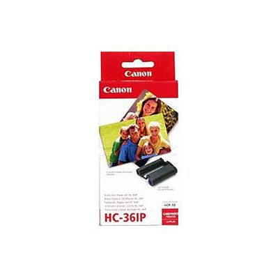 Canon KC-36IP Creditcard-size 54x86mm Inkt/Papier-set