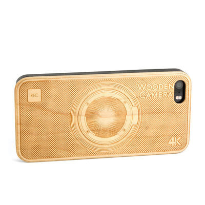 Wooden Camera iPhone 5 Case (BMPC 4K)