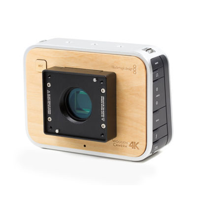 Wooden Camera BMPC 4K Camera Modification