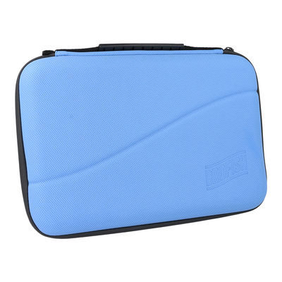 Brofish Case Large GoPro Edition Blue Rubber