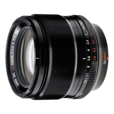 Fujifilm XF 56mm f/1.2 R APD objectief