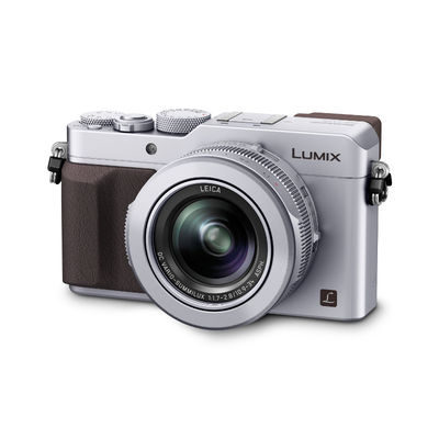 Panasonic Lumix DMC-LX100 compact camera Zilver