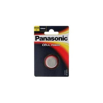 Panasonic CR2430 Knoopcel batterij