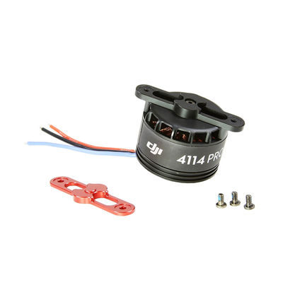 DJI Pro S1000 Motor With Red Prop Cover