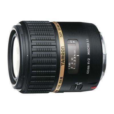 Tamron SP AF 60mm f/2.0 Di II LD (IF) Macro 1:1 Nikon objectief