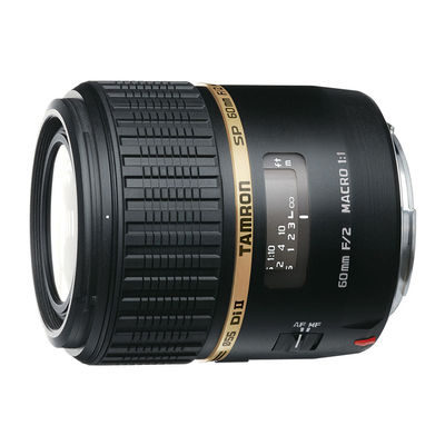 Tamron SP AF 60mm f/2.0 Di II LD (IF) Macro 1:1 Canon objectief