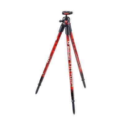 Manfrotto Off Road Tripod Red