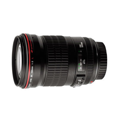 Canon EF 135mm f/2.0L USM objectief - Occasion