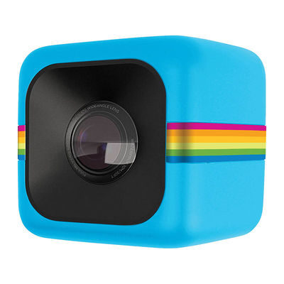 Polaroid Cube Camera Blauw