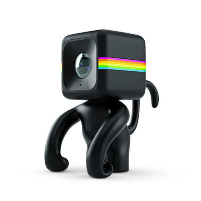Polaroid Cube Mr. Monkey Zwart