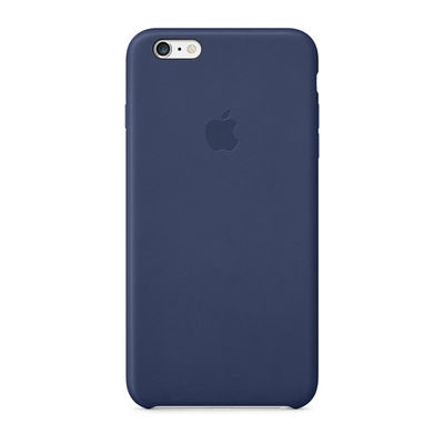 Apple iPhone 6 Plus Leather Case Midnight Blue