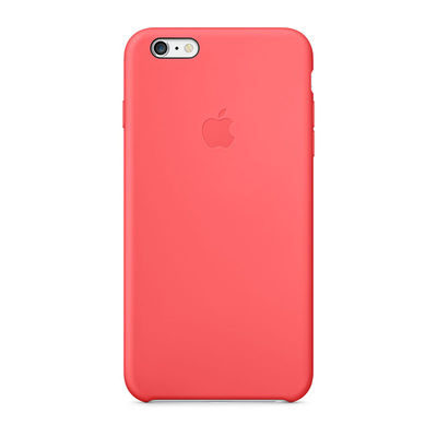Apple iPhone 6 Plus Silicone Case Pink