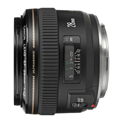 Canon EF 28mm f/1.8 USM objectief