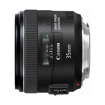 Canon EF 35mm f/2.0 IS USM objectief