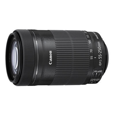 Canon EF-S 55-250mm f/4.0-5.6 IS STM objectief