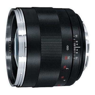 Carl Zeiss ZE Planar T* 85mm f/1.4 objectief Canon