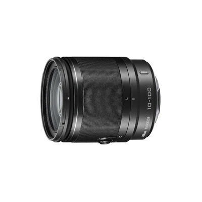 1 Nikon 10-100mm f/4.0-5.6 VR objectief Zwart