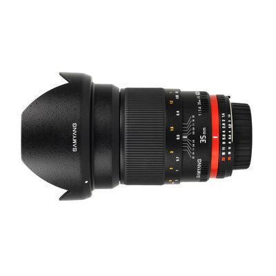 Samyang 35mm f/1.4 AS UMC Sony E objectief
