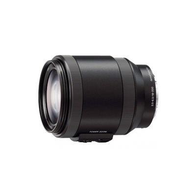 Sony E PZ 18-200mm f/3.5-6.3 OSS PowerZoom objectief