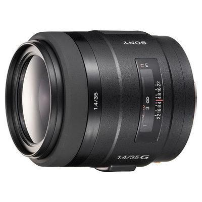 Sony 35mm f/1.4G objectief