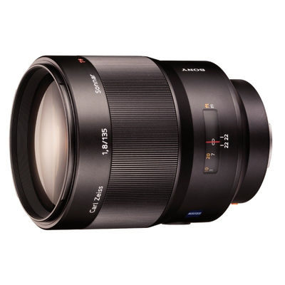 Sony 135mm f/1.8 ZA Sonnar T* objectief